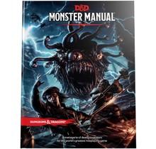 D&D Monster Manual (English)