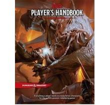 D&D Player's Handbook (English)