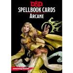 Wizard Of The Coast D&D Spellbook Cards Arcane (Français)