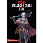Wizard Of The Coast D&D Spellbook Cards Bard (Français)