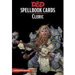 Wizard Of The Coast D&D Spellbook Cards Cleric (Anglais)