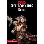 Wizard Of The Coast D&D Spellbook Cards Druide (Français)