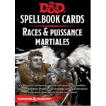 Wizard Of The Coast D&D Spellbook Cards Martial (French)