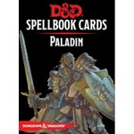 Wizard Of The Coast D&D Spellbook Cards Paladin (French)