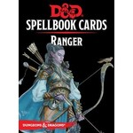 Wizard Of The Coast D&D Spellbook Cards Ranger (Anglais)