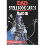 Wizard Of The Coast D&D Spellbook Cards Ranger (Français)
