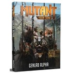 Free League Mutant  Year Zeo Genlab Alpha (Anglais)