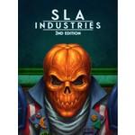 SLA Industries Seconde Edition