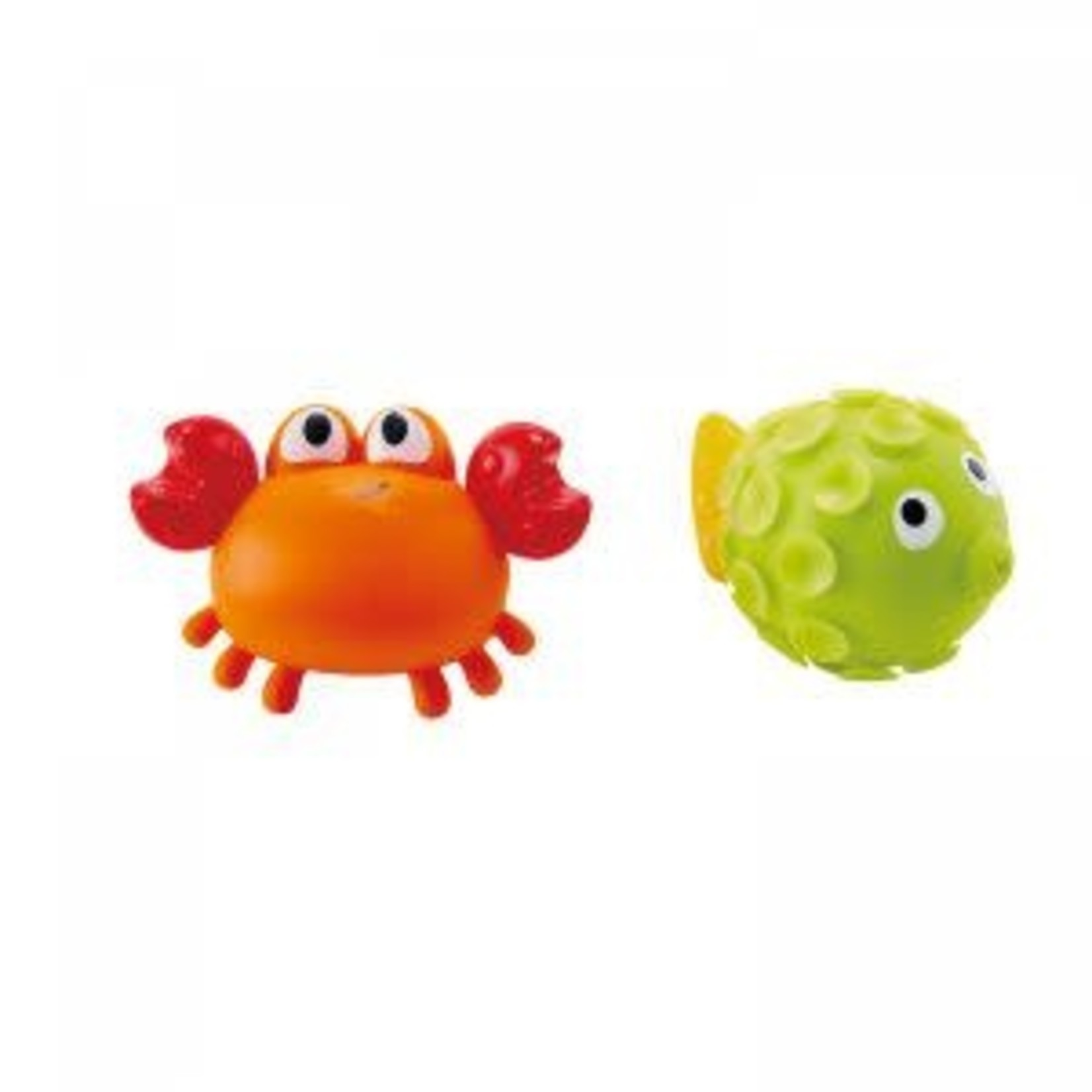 Hape Crabe et poisson Gicleurs