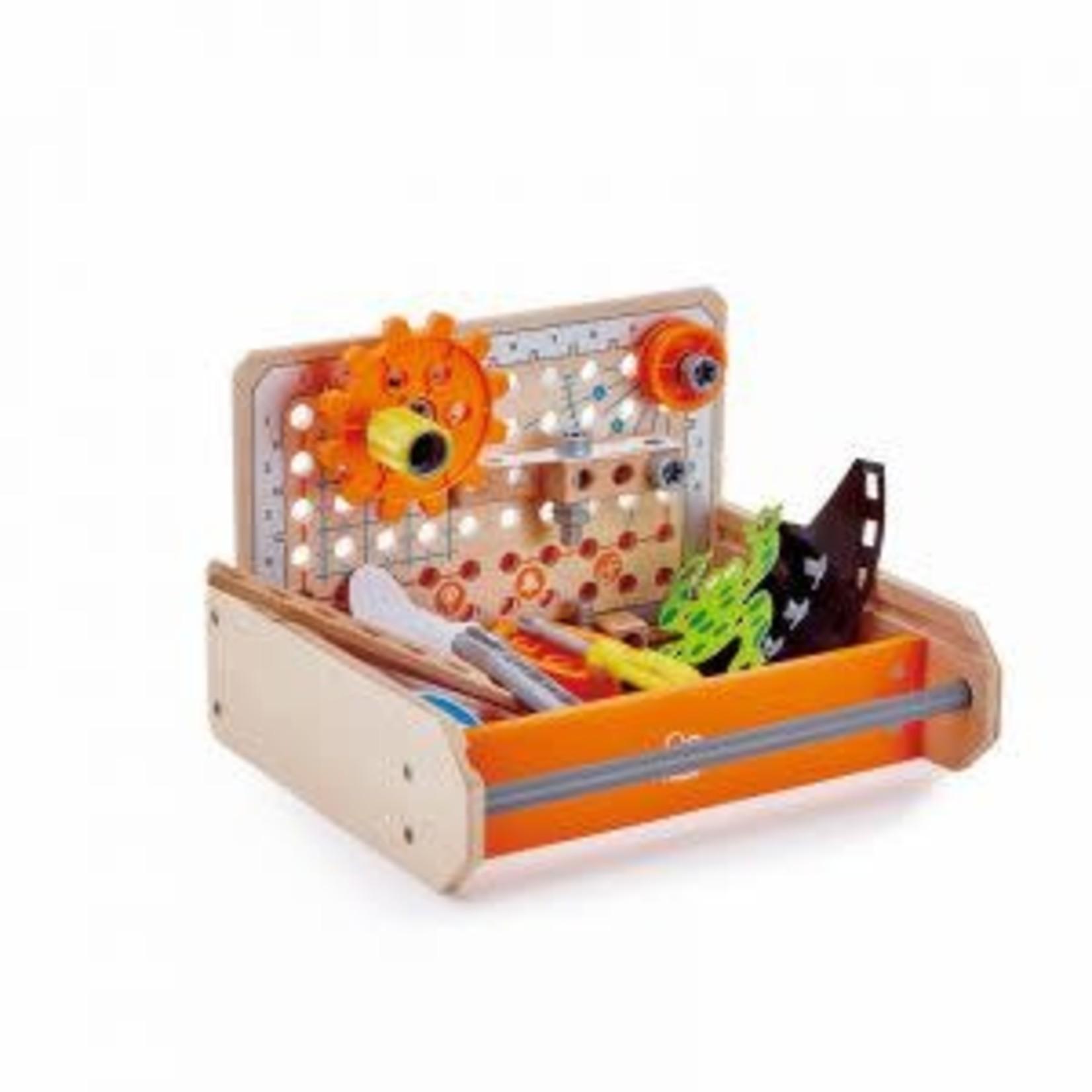 Hape Junior Inventor - Boite a outils
