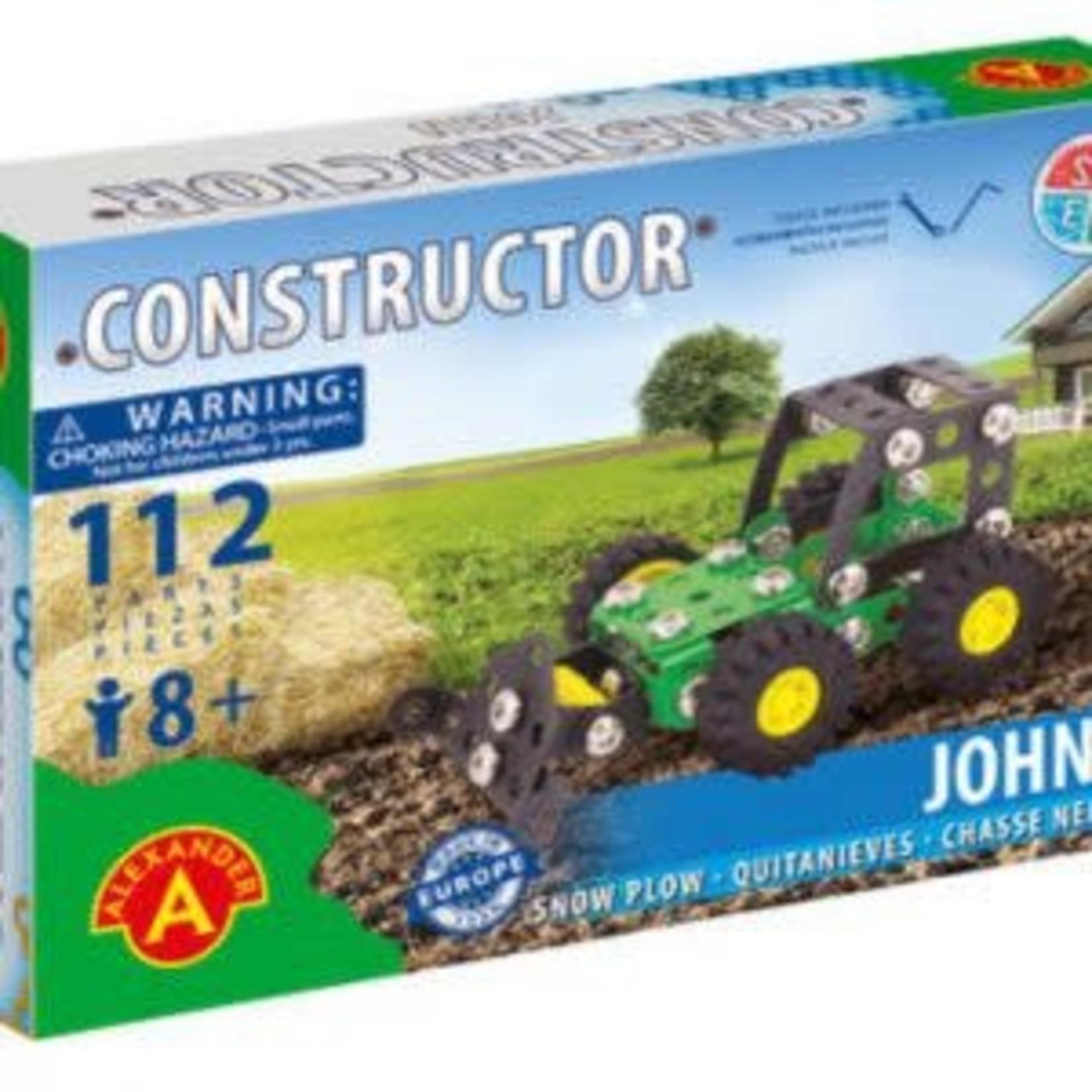 Alexander Constructor John Snow Plow
