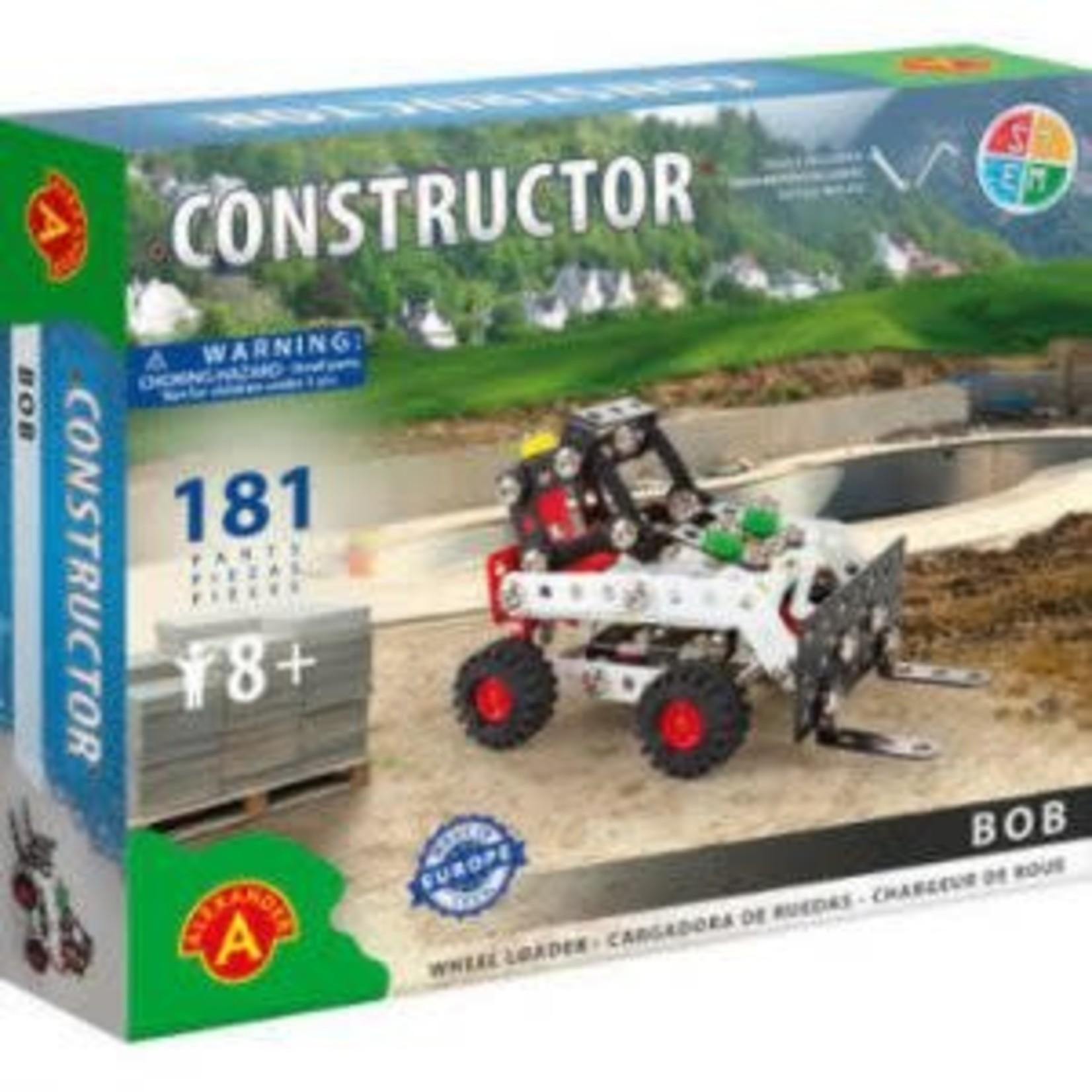Alexander Constructor : Bob Front Loader