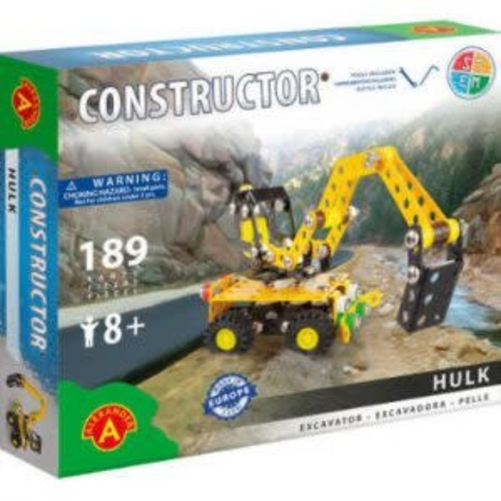Alexander Constructor: Hulk Excavatrice