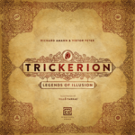 Mind Clash Games Trickerion Legend of Illussion (English)