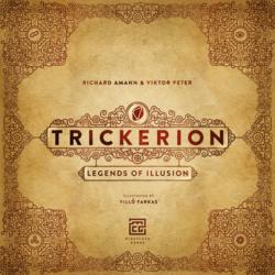 Trickerion Legend of Illussion (English)