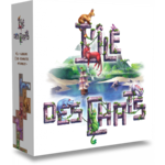 Lucky Duck  Games L'ile des chats (French)