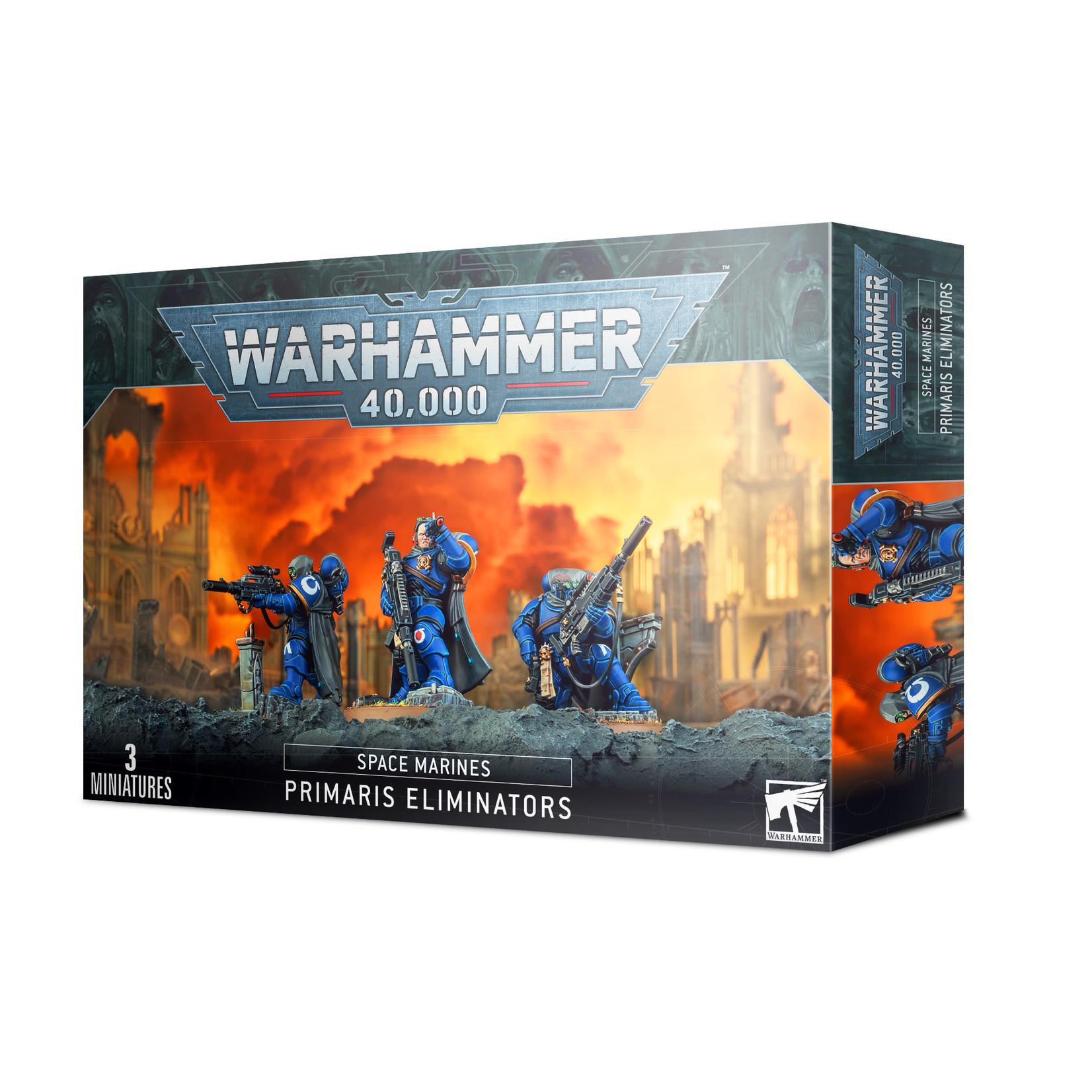 Warhammer 40K Space Marines - Primaris Eliminators