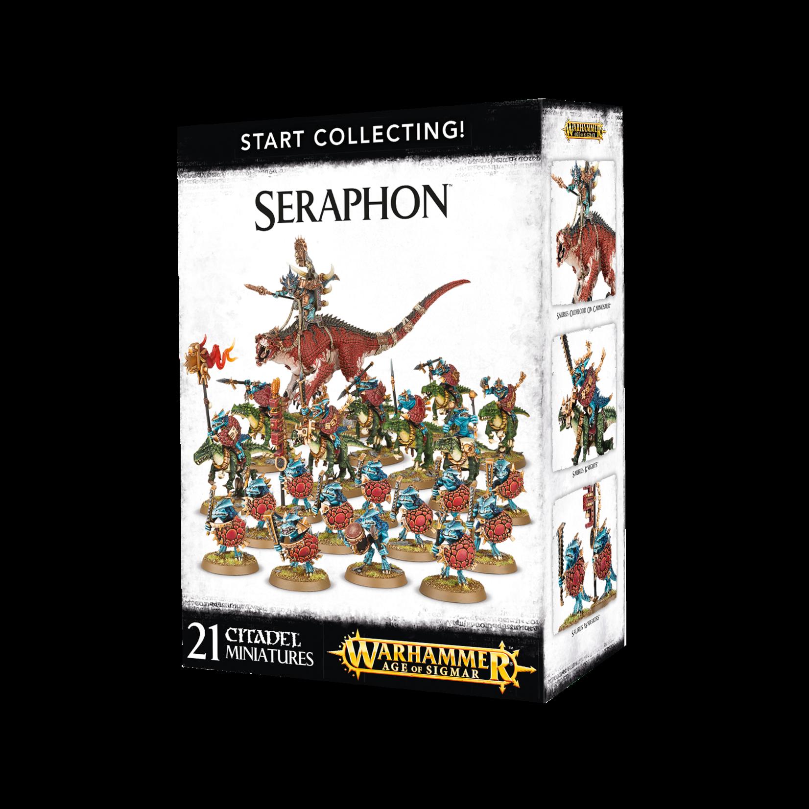 Age of Sigmar Start Collecting - Seraphon