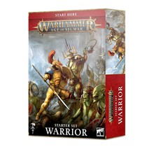 Age of Sigmar - Starter Set Warrior (English)