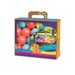 B. Active Parachute et Balles