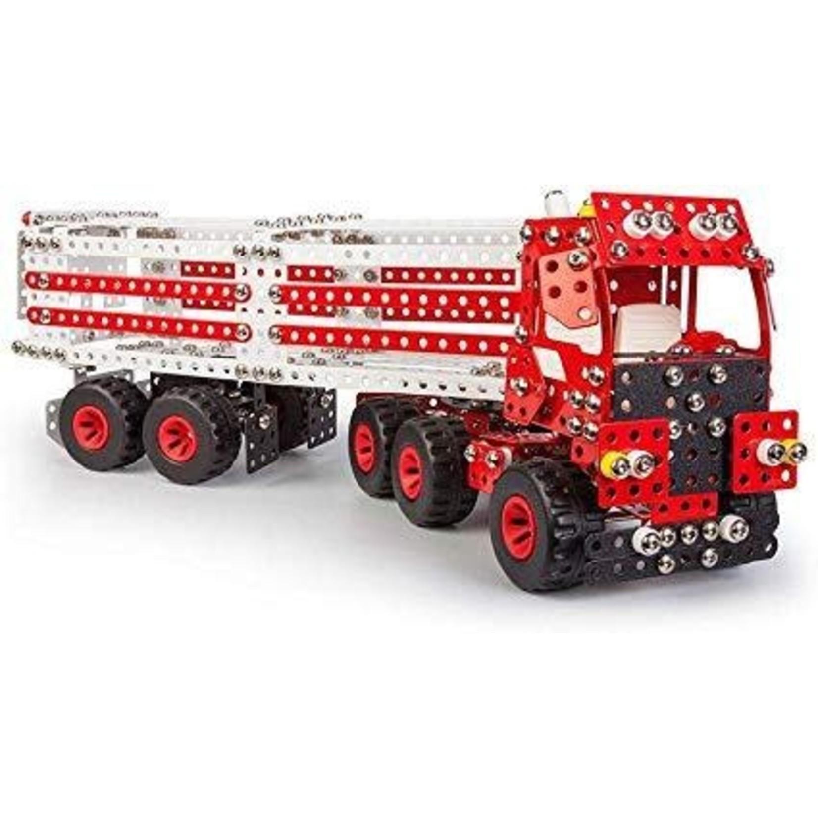 Alexander Constructor Pro: Premium Truck