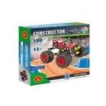 Alexander Constructor: Crusher Big Wheel Truck