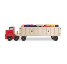 Big Rig Building Truck