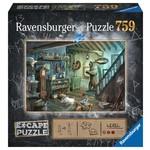 Ravensburger Escape Puzzle: Dans la cave de l'effroi