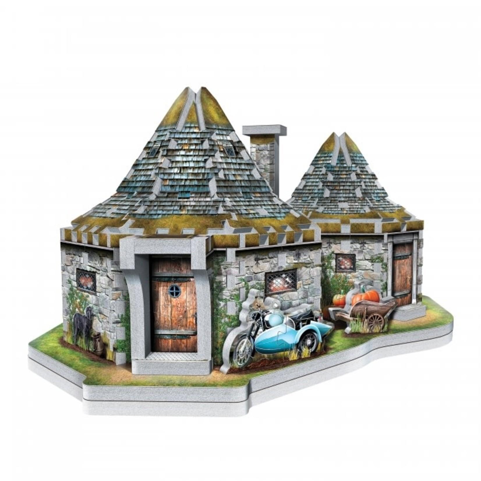 Wrebbit Hagrid's Hut