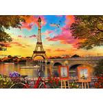 Educa Coucher de Soleil à Paris