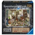 Ravensburger Escape Puzzle: Atelier d'Artiste