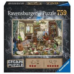 Escape Puzzle: Artist's Studio