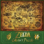 USAopoly Legend Of Zelda - Hyrule Map