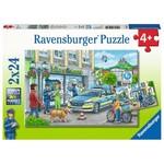 Ravensburger En route avec le Chef de la police