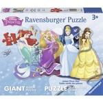 Ravensburger Jolies Princesses Casse-tête de Plancher