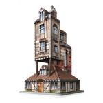 Wrebbit Le Terrier - La maison des Weasley