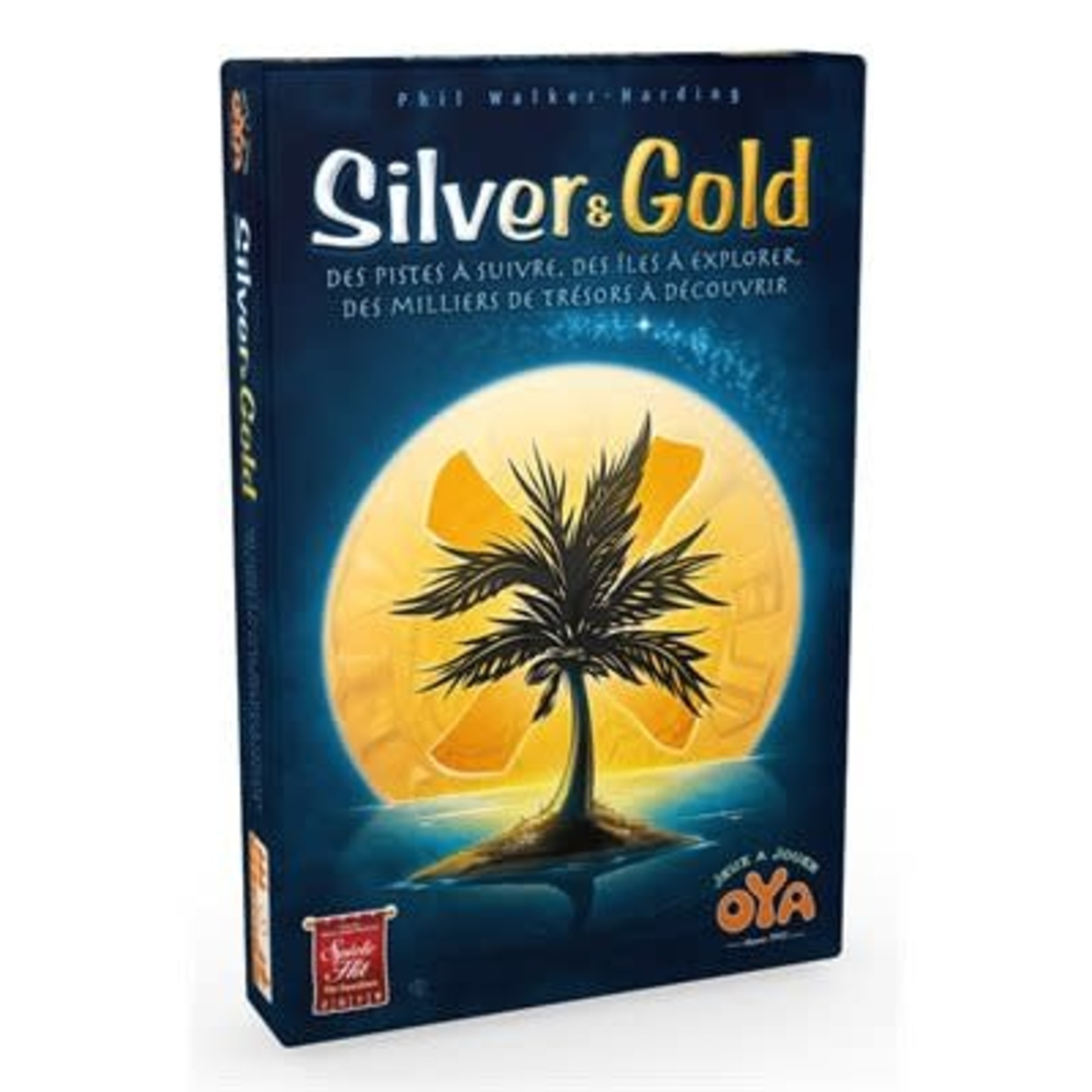 Oya Silver and Gold (French)