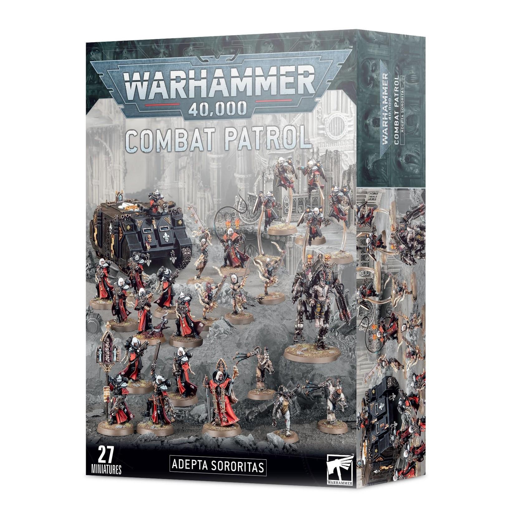Warhammer 40K Combat Patrol - Adepta Sororitas