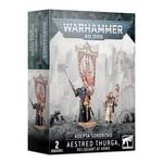 Warhammer 40K Adepta Sororitas - Aestred Thurga Relinquantat at Arms