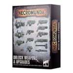 Necromunda Necromunda - Orlock Weapons Upgrades