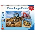 Ravensburger Véhicules de chantier en service