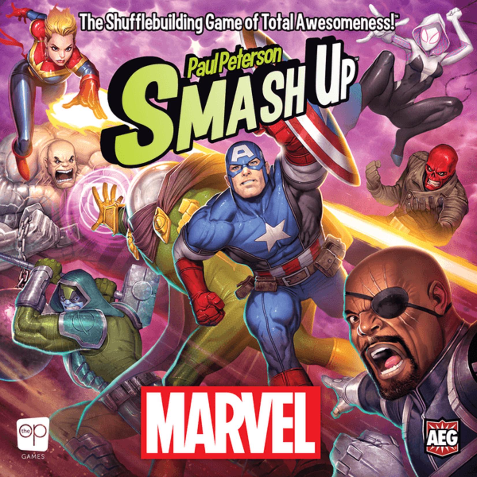Smash Up Marvel (English)