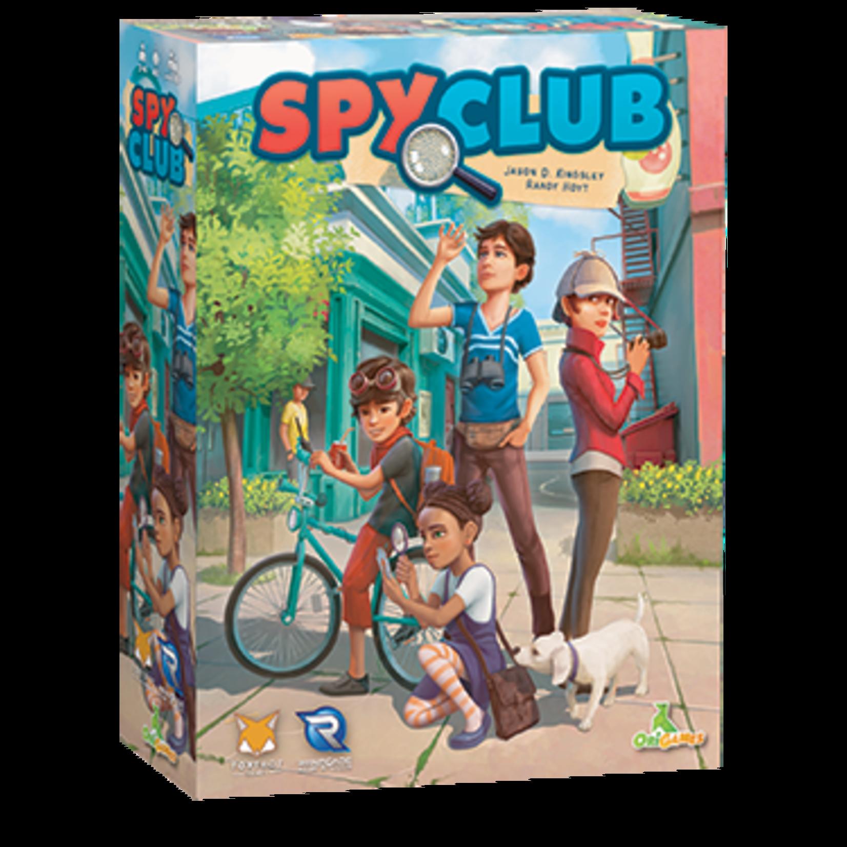 Renegade Spy Club (French)