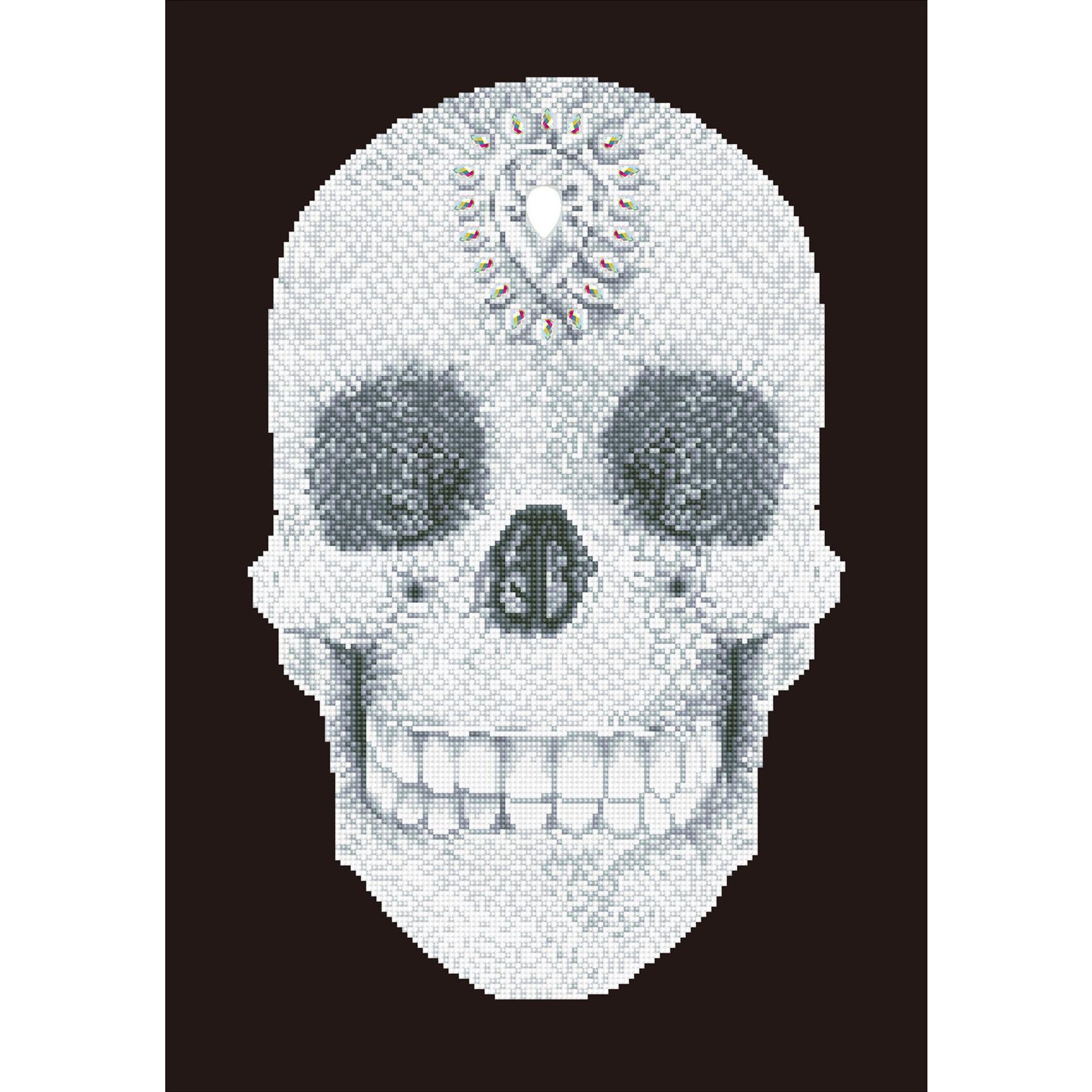 Diamond Dotz Diamond Dotz - Crystal Skull
