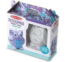 Decoupage Made Easy : Owl