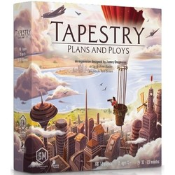 Tapestry : Plans and ploys (English)