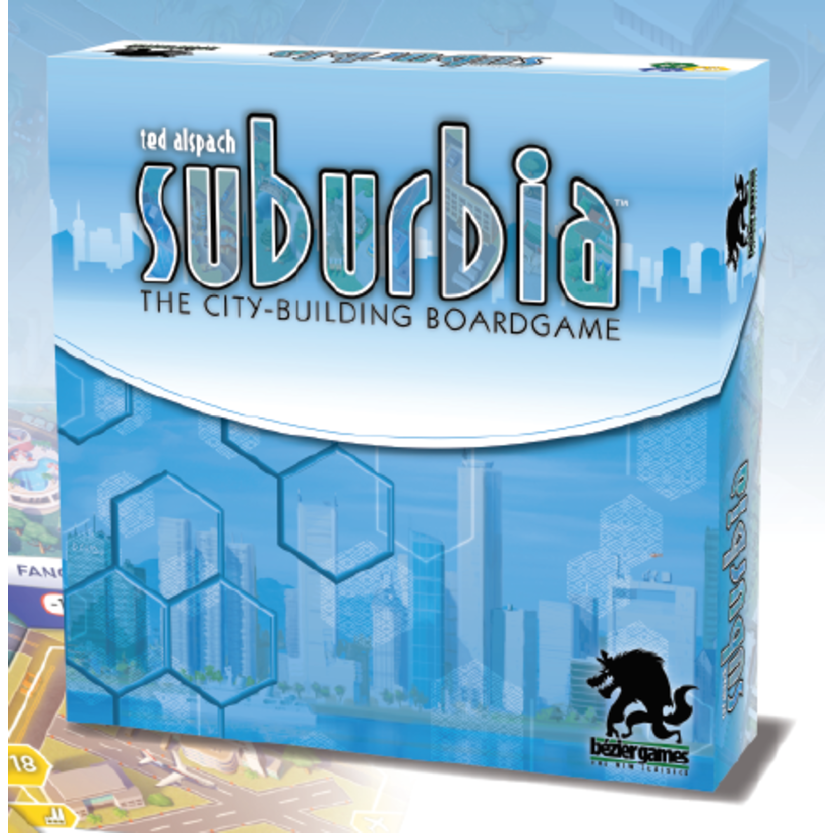 Bezier Games Suburbia 2nd Edition (English)