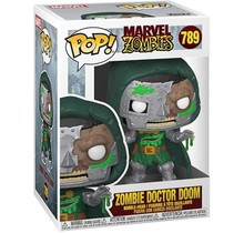 POP! Marvel Zombie - Dr Doom