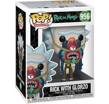 POP! Animation Rick & Morty - Rick With Glorzo