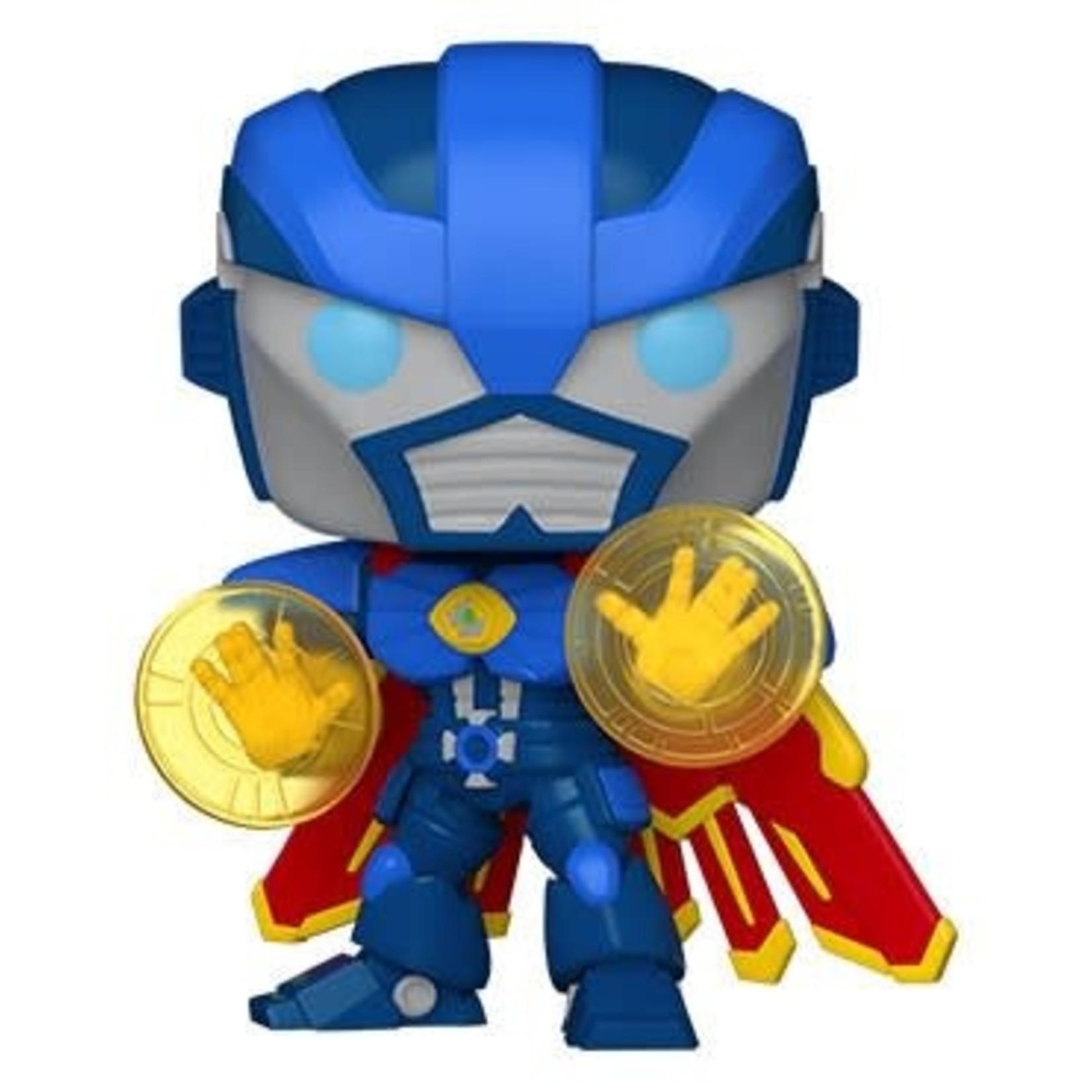 Funko Pop! POP! Marvel Mech - Dr Strange